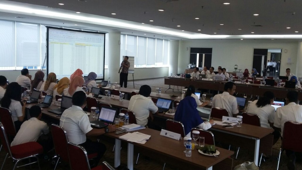 Training dan implementasi Software Akuntansi Accurate