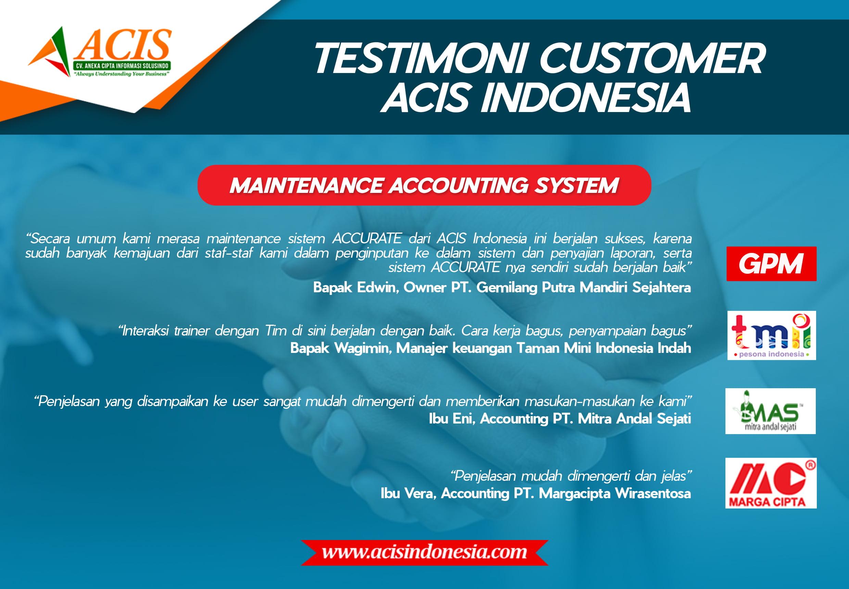 Premium Service ACIS Indonesia