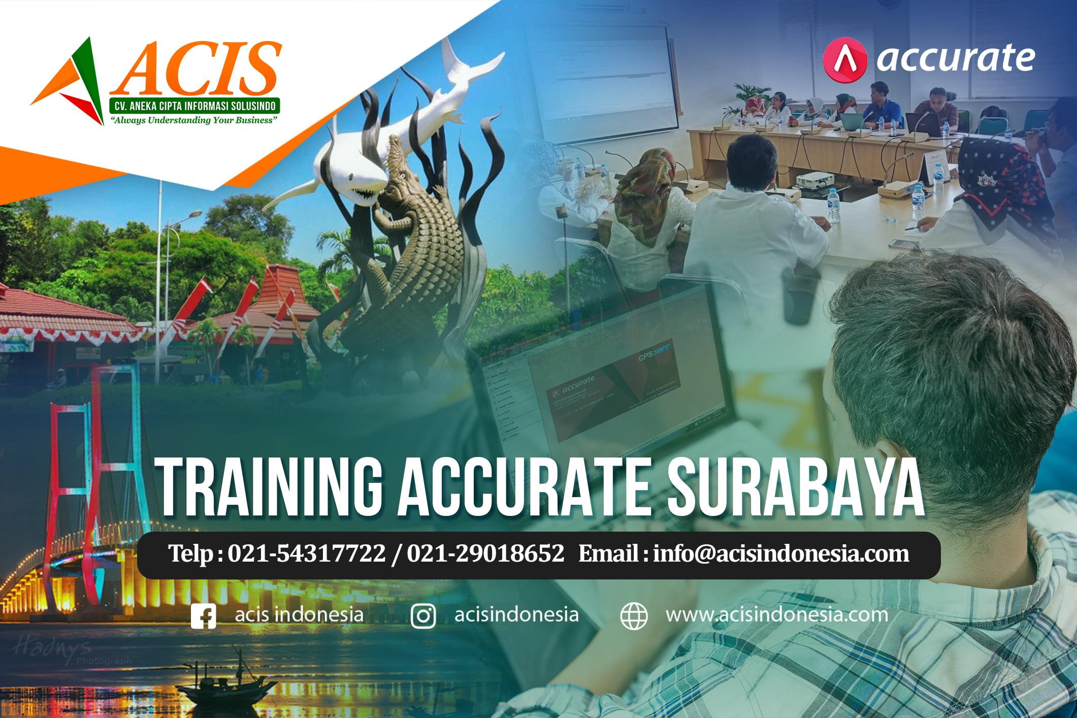 Training Accurate Surabaya