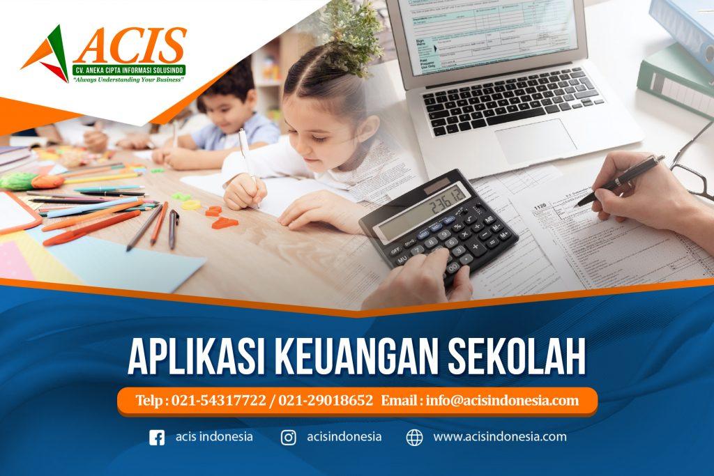 Aplikasi Keuangan Sekolah