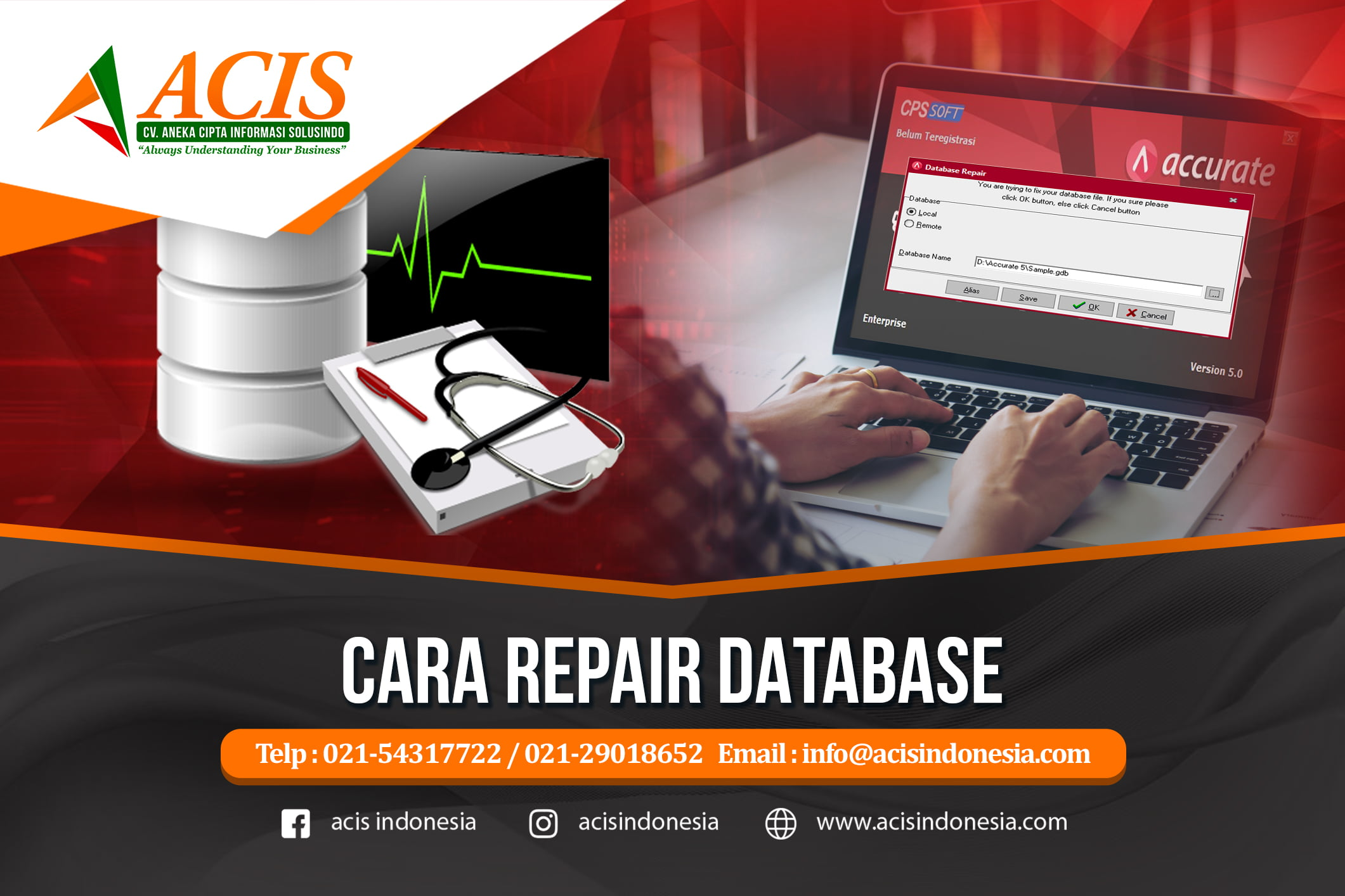 Cara Repair Database