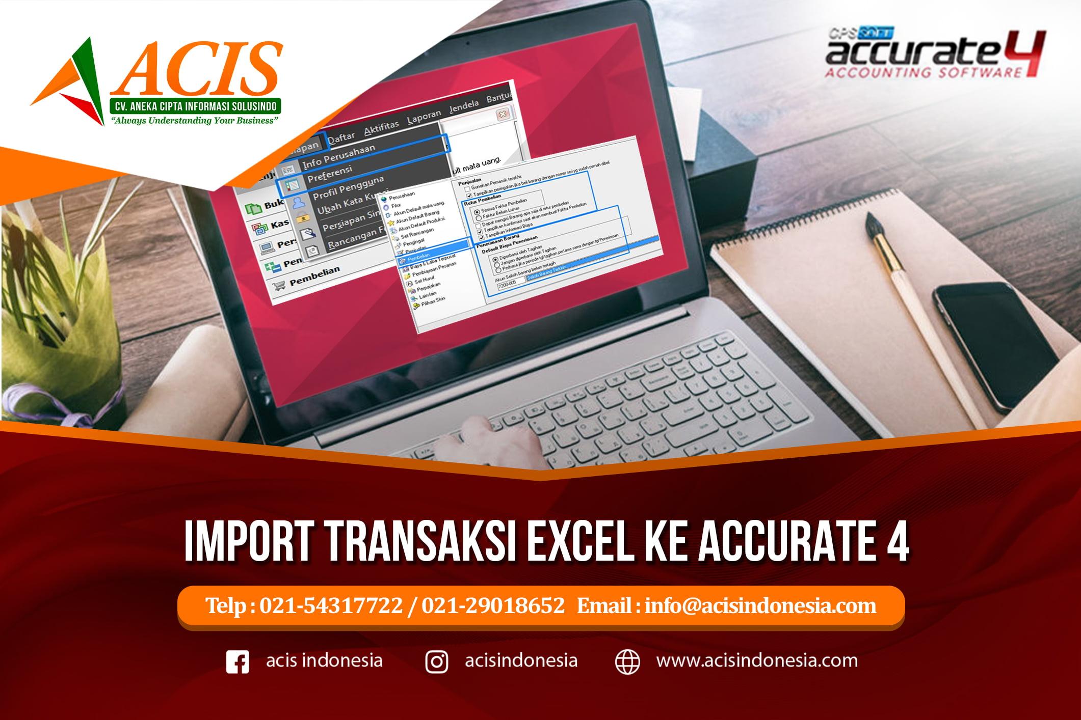 Import transaksi excel ke accurate 4