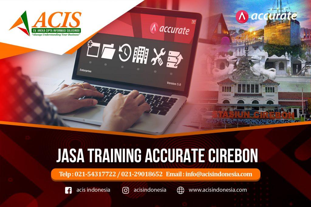 Jasa Training Accurate Cirebon