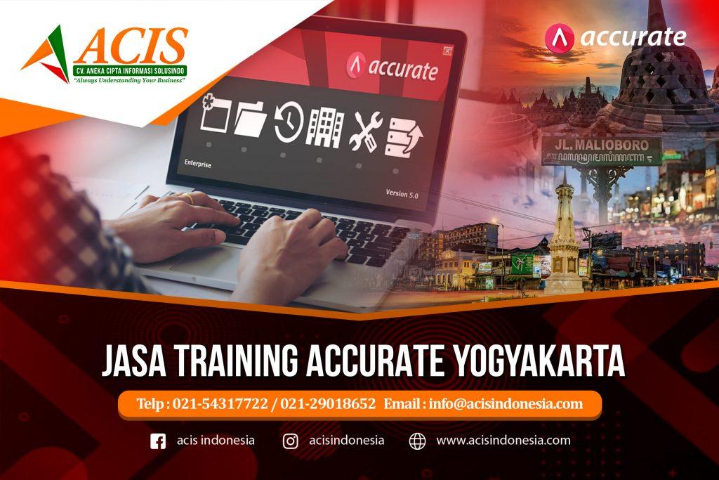 Jasa Training Accurate Yogyakarta