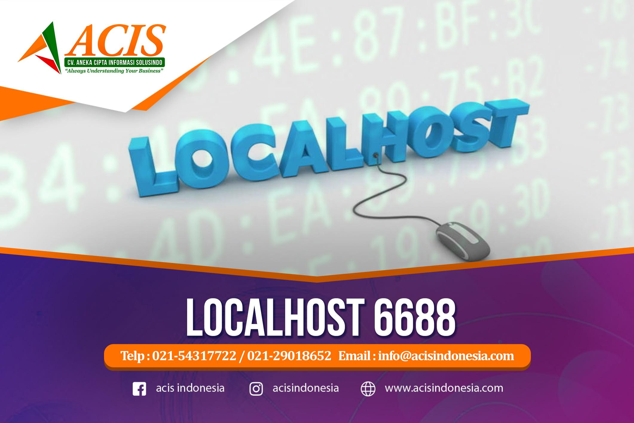 Localhost 6688