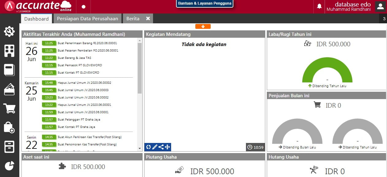 Cara Input Purchase Order Di Accurate Online