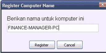 Langkah-langkah cara registrasi accurate versi 5