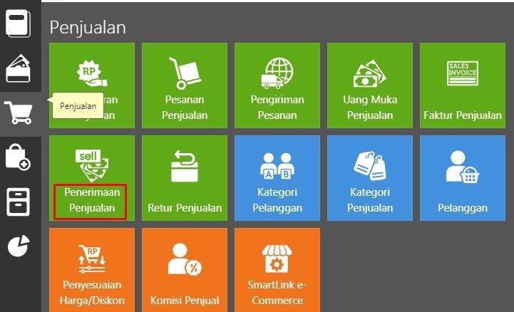 Cara Input Transaksi Sales Invoice di Accurate Online