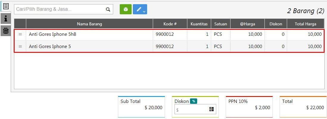 Cara Menghapus dan mengedit Purchase Invoice Di Accurate Online