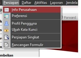 Fungsi ID Branch di accurate